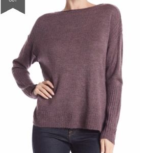 NWT Melrose and Market Ribbed Knit Dolman Sweater